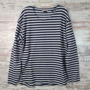 Women's Scotch & Soda Pullover sweater Striped XL